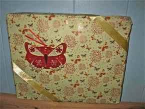 butterfly wrap