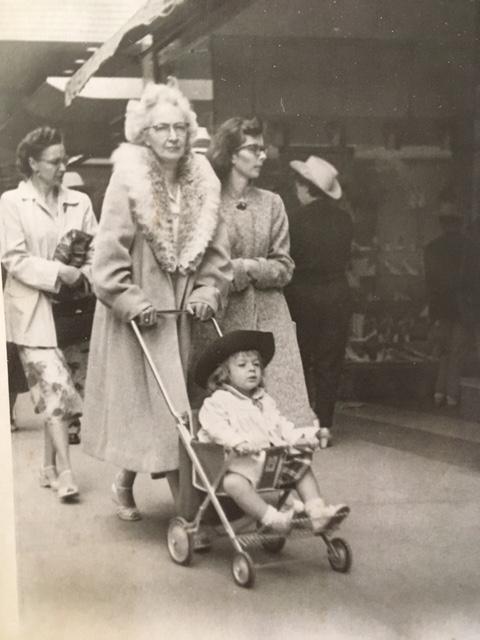 Nana me Mom Stampede 1958? copy